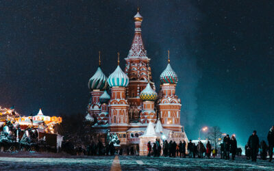 From the Travel Journal: Incredible Moments In US And Russian Counterintelligence